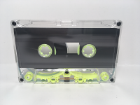 C-64 High Bias Hidef Wasabi Cassettes 9 Pack