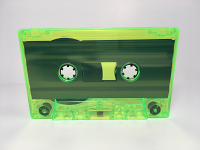 C-24 Normal Bias FloGreen Tint Cassettes 20 Pack