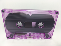 C-52 Normal Bias Purple Tint Cassettes 11 Pack