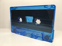 C-11 Normal Bias Blue Tint USA Cassettes 10 pack