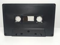 C-30 Normal Bias Black Cassettes 8 Pack