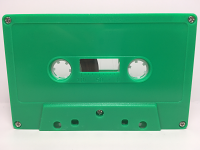 C-34 Normal Bias Green Cassettes 20 Pack