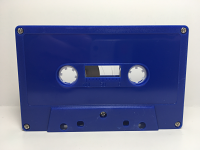C-23 Normal Bias Navy Blue Cassettes 7 Pack