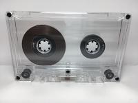 C-16 Normal Bias Transparent Cassettes 8 Pack