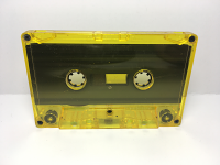 C-30 Normal Bias Yellow Tint Cassettes 8 Pack