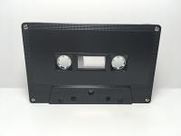 C-20 Normal Bias Black Stud Cassettes 20 Pack