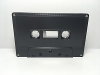 C-58 Normal Bias Black Cassettes 5 Pack