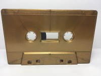 C-30 High Bias Gold Cassettes 7 Pack