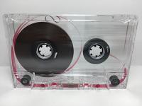 C-60 Normal Bias Transparent Cassettes 20 Pack