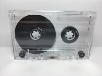 C-84 High Bias Transparent Cassettes 25 Pack