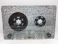 C-29 Normal Bias Gold & Blue Glitter Cassettes 25 Pack