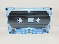 C-38 High Bias Blue Tint Cassettes 8 Pack