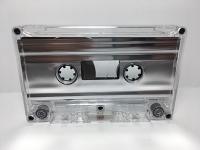 C-101 Normal Bias Silver Metallic Foil Cassettes 6 Pack