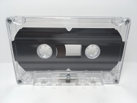 C-30 Normal Bias Clear Cassettes 24 Pack
