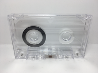C-24 Normal Bias Transparent Cassettes 5 Pack