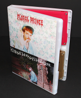 Printed Trapsheet for Audio Cassette Double Album Case