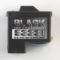 Black Cartridge 53331 for Primera Bravo II/XR/Optivault printers