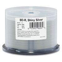 Verbatim BD-R 6X 25GB Shiny Silver - 50 pk