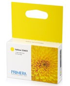 Primera 53603 Yellow Inkjet Cartridge for Bravo 4100 Series Printers and Publishers