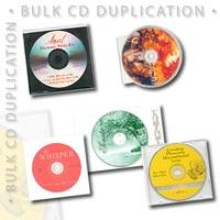 CDR Duplication Custom Package