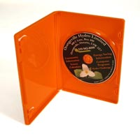 Orange DVD Case Special Limited Edition