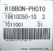 Teac Ribbon (Photo)