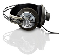 AKG High Definition Headphones AKG-K142HD with Free Shipping