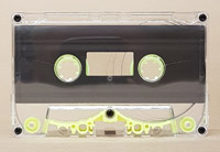 Maxell XLII-S High Bias Cobalt Audio Tape in HiDef Chrome Notch Shell With Tab Plugs