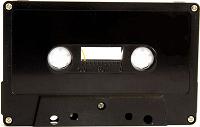 C-26 Normal Bias Black Cassettes 20 pack