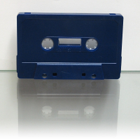Pre-loaded Normal 24 minute tape - C0-TONRBLUE-ROYAL