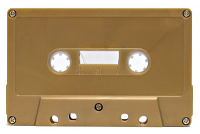 C-28 High Bias Gold Cassettes 7 Pack