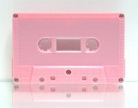 C-102 Normal Bias Pink Brick Cassettes 15 Pack