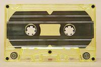 Yellow Tint C-44 Music Grade Cassettes