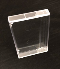 Slim Cassette Box, No Posts