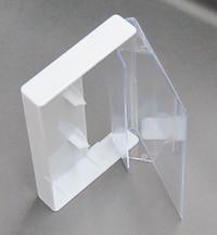 whiteback cassette case
