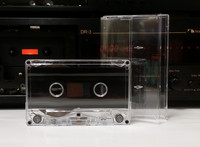 120 Minute Blank Audio Cassette, Normal Bias