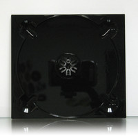 CD Digi Tray - Glossy Black