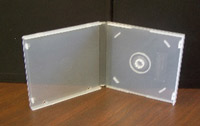 Heavy Duty CD Polybox