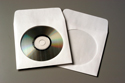 Paper sleeve for CD - Pro grade