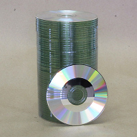 Mini CD-R duplication package