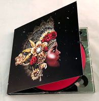 Printed 4-Panel Digipaks for CD (Offset)