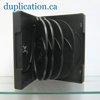 DVD 10 Disc Case 80 Pieces with Free Shipping Quebec-Montreal-Ottawa-Toronto-Windsor