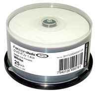Falcon DVD-R 1.4GB 2X Mini DVD-R White Inkjet Hub Printable