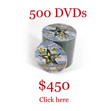 Bulk DVD replication special