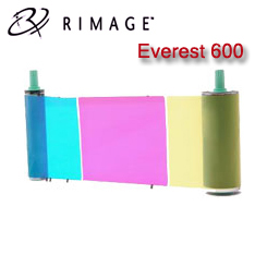 Everest 600 - Three Panel Color - CMY Ribbon