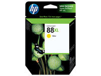 HP 88XL Yellow Ink Cartridge C9393AC for OfficeJet Pro