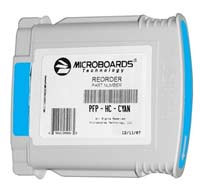 Cyan Cartridge, MX1/MX2/PF-PRO Print Factory