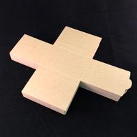 Maltese Cross Cassette Covers, Blank