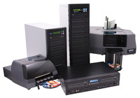 CD/DVD Copiers and Printers