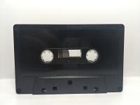 C-90 Normal Bias Black Cassettes 5 Pack